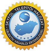 SkyFol HP Pro profi telepítőktől