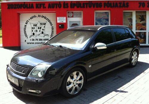 autófóliázás Dunaújváros